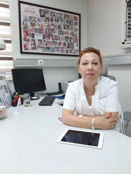Gordana Petrović akupunkturolog Genesis